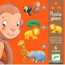 Puzzle - Marmoset & friends (DJ07114)