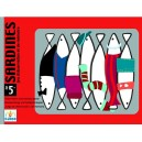 Travel Games - Sardines (DJ05161)