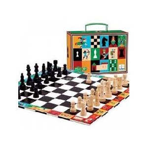 Games - Chess & checkers (dj05225)