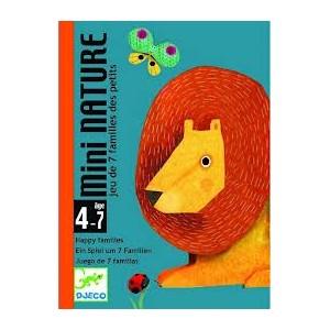 Card games - Mini Nature (dj05128)