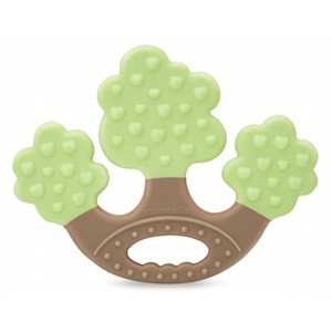 "Teether - Apple tree ""Green"" (P8048)"