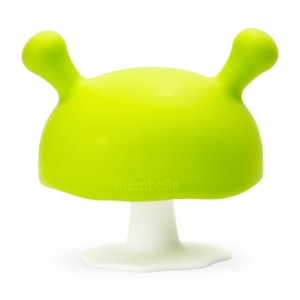 "Teether - Mushroom ""Green"" (P8053)"