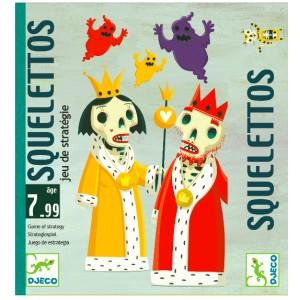 Card games - Squelettos (dj05107)