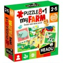 8 + 1 First Puzzle - my Farm (IT20867)