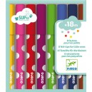 Art material - 8 felt-tip pens for little ones (dj09001)
