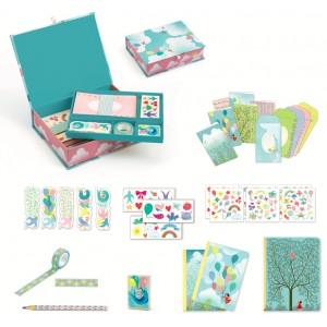 Charlotte Stationery Box set (dd03502)