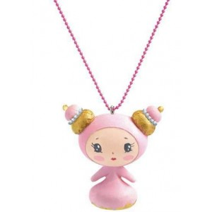 Lovely charms necklace - Sweet (dd03802)