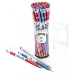 Stationery - 36 wooden pencils (dd03750)