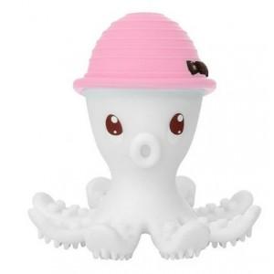 Teether - Octopus Pink (P8077-1)