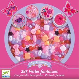 Fancy beads - Butterflies (dj09857)
