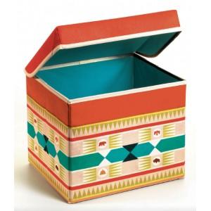 Toy box - Teepee (dd04482)